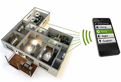 Home Automation By Using Mobile